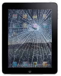 Ipad _brokenscreen